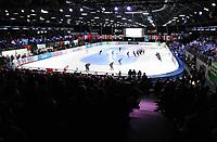 SPEEDSKATING: DORDRECHT: 08-10-2017, Audi ISU World Cup Short track, ©photo Martin de Jong