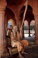 Benares, Inde<br /> <br /> <br /> (date inconnue)<br /> <br /> PHOTO : Michel Faugere Publiphoto- Agence Quebec Presse