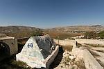 Samaria, Tomb of Nabi Uzeir in Awarta