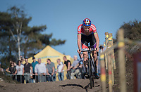 Mathieu van der Poel (NED/Beobank-Corendon)<br /> <br /> Elite Men's Race<br /> CX Super Prestige Zonhoven 2017