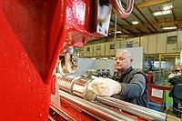 2019 01 09 Engineering in Llanelli, Wales, UK