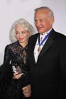 Buzz Aldrin and wife, 10-21-09, Photo By John Barrett/PHOTOlink