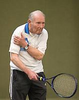 12-03-11, Tennis, Rotterdam, NOVK, Frans Goose