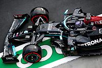 8th October 2021; Formula 1 Turkish Grand Prix 2021 free practise at the Istanbul Park Circuit, Istanbul;  Lewis Hamilton GBR, Mercedes-AMG Petronas F1 Team
