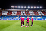 The Vicente Calderón Stadium is seen prior to the Copa del Rey 2016-17 Round of 16 match between Atletico de Madrid and UD Las Palmas on 10 January 2017 in Madrid, Spain. Photo by Diego Gonzalez Souto / Power Sport Images