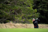 Darae Chung tees off at the 16th. Day two of the Jennian Homes Charles Tour / Brian Green Property Group New Zealand Super 6s at Manawatu Golf Club in Palmerston North, New Zealand on Friday, 6 March 2020. Photo: Dave Lintott / lintottphoto.co.nz