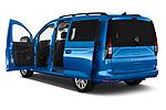 Car images of 2021 Volkswagen Caddy California-Maxi 5 Door Camper Van Doors