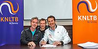 Wateringen, The Netherlands, March 14, 2018,  De Rhijenhof , Certificering Tennisscholen<br /> Photo: www.tennisimages.com/Henk Koster