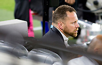 LOS ANGELES, CA - SEPTEMBER 23: Marc Dos Santos head coach of the Vancouver Whitecaps during a game between Vancouver Whitecaps and Los Angeles FC at Banc of California Stadium on September 23, 2020 in Los Angeles, California.