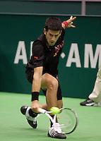 13-2-10, Rotterdam, Tennis, ABNAMROWTT,. Novak Djokovic