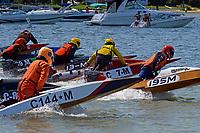 144-M, 84-M, 195-M, 7-M, Donny Allen, 13-M, 89-M    (Outboard Runabout)