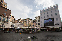 Campo de' Fiori.<br />
