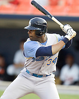 Heyward, Jason 1606.jpg. Carolina League Myrtle Beach Pelicans at the Frederick Keys at Harry Grove Stadium on May 13th 2009 in Frederick, Maryland. Photo by Andrew Woolley.