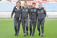 20190306 - LARNACA , CYPRUS : illustration picture during a women's soccer game between Korea DPR and Italy , on Wednesday 6 March 2019 at the GSZ Stadium in Larnaca , Cyprus . This is final of  the Cyprus Womens Cup 2019 , a prestigious women soccer tournament as a preparation on the FIFA Women's World Cup 2019 in France . PHOTO SPORTPIX.BE | STIJN AUDOOREN