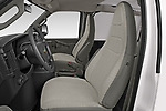 Front seat view of 2020 Chevrolet Express-Cargo WT 4 Door Cargo Van Front Seat  car photos
