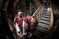 Patrick ARNOULT lors de La Verticale de la Tour Eiffel - 17 mars 2016 - Paris - France