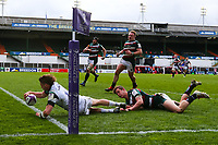 2021 European Challenge Cup Rugby Leicester Tigers v Newcastle Falcons Apr 10th