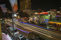 F1 Fan Fest takes over 6th Street in downtown Austin, Texas.