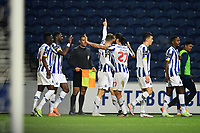 3rd January 2021; Dragao Stadium, Porto, Portugal; Portuguese Championship 2020/2021, FC Porto versus Moreirense; Toni Martínez of FC Porto celebrates his goal in the 88th minute 2-0