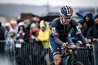 Marion Riberolle (FRA) <br /> <br /> Women's U23 race<br /> UCI 2020 Cyclocross World Championships<br /> Dübendorf / Switzerland<br /> <br /> ©kramon