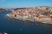cais da estiva cais da ribeira porto portugal