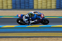 #34 JMA MOTOS ACTION BIKE (FRA) SUZUKI GSX-R1000 SUPERSTOCK MONTESSUIT GUILLAUME (FRA) ORTIZ GREGORY (FRA) BONNET JULIEN (FRA)