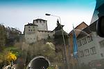 Vaduz, Liechtenstein, Europe 2014 Vaduz, Lichtenstein
