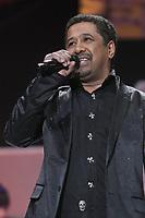 "Khaled performs at the ""Paris-Quebec"" show of the 44th Festival d'ete de Quebec on the Plains of Abraham in Quebec city Thursday July 7, 2011."