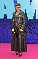 """Shobna Gulati at the """"Everybody's Talking About Jamie"""" world film premiere, Royal Festival Hall, Belvedere Road, on Monday 13th September 2021 in Londomn, England, UK.<br /> CAP/CAN<br /> ©CAN/Capital Pictures"""