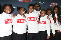 """LOS ANGELES - SEP 18:  Detroit Youth Choir at the """"America's Got Talent"""" Season 14 Finale Red Carpet at the Dolby Theater on September 18, 2019 in Los Angeles, CA"""