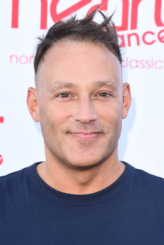 Toby Anstis<br /> arriving for the launch of new radio station Heart Dance at Global Radio, Leicester Square, London<br /> <br /> ©Ash Knotek  D3513  02/07/2019