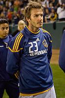 Los Angeles Galaxy vs Columbus Crew September 11 2010