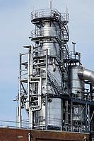 Nederland - Wormerveer- 2020.  Industrie langs de Zaan.  Foto ANP / HH / Berlinda van Dam
