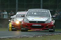 Round 4 of the 2005 British Touring Car Championship. #88. Gavin Smith (IRL). VX Racing. Vauxhall Astra Sport Hatch.