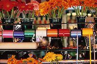 France/06/Alpes-Maritimes/Nice: Cours Saleya - Marché aux fleurs