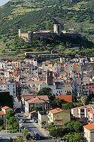Bosa,  Provinz Oristano, West - Sardinien, Italien