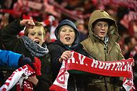 KV KORTRIJK - STANDARD LUIK :<br /> tevreden fans na de match<br /> <br /> Foto VDB / Bart Vandenbroucke