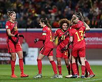 2019.11.12 Belgium - Lithuania