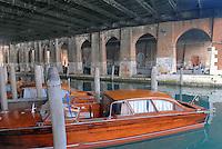 - Venice, the Arsenal....- Venezia, l'Arsenale