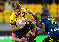 210430 Super Rugby Aotearoa - Hurricanes v Highlanders
