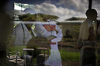 Endulen Hospital is the only hospital for the Maasai in the entire NCA area..Contact is:.Catholic Archdiocese of Arusha.Flora--did rounds (in photographs).Dr. Adams Nicholas.Medical Officer in Charge.PO Box 4.Ngorongoro Crater     Arusha.255 744 38 62 15 mobile.endulen@bushlink.co.tz.tenalimao@yahoo.co.uk.enduleni@simbanet.net.Because the NCA is a multi-use area and there are many people looking after conservation, but very few involved with social services, the Maasai are caught in the middle.  Rules are incredibly strict in terms of cultivation, firewood and other basics of a pastoral existence.  There are six main communities in the NCA and only two have wells.  The Maasai in this area generally share their water supply with their animals and survive mostly on milk and porridge. ..The migration is like the wild west before they killed all the buffalo.  1.5 million wildebeest are like a train with 200 cars and each car dumps 20 tons of dung a day.  Fertilizer for the entire ecosystem.  Just the saliva from their mouths is enough to keep the grass hydrated...Contact info:.Peter Jones  347 968 6978 USA Mobile.255 744 293 387 TZ Mobile.His email: jones@habari.co.tz  or Ndarakwai@aol.com.http://www.tanzania-safari.com.www.ndarakwai.com.Phone: (255) 27 2502713 .Fax: (255) 27 2508547 .eFax Number: (1) 646 349 3793 .Mobile Phone: +255 744 333550 .Mail:.Tanganyika Film & Safari Outfitters .P.O. Box 49, Arusha, Tanzania, East Africa.Main Contact for entire trip is:.Jombi Herman  Main Fixer, driver, translator. .PO Box 12280.Arusha Tanzania.jambojombi@yahoo.com.+255 (0) 748 32 68 68..Endulen Guides (from Joe Ole Kuwai).Lepilolli  Ranger in Crater and resident of Endulen.Edward P. Nakuroy  21 yr old with good English.PO Box 42.Ngorogoro Crater.Arusha, Tanzania.parkepunakuroy@yahoo.com..Joe Ole Kuwai (He's Maasai).  His email: joeolekuwai@fzs.org.Joe Ole (255) 28 262 1506 or (255) 28 262 1509  fax 255-28-262-1537.9am is 5pm Tanzania time....Mobile is:  0748 90 32 19.Home is: