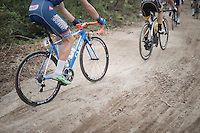 conquering the dust/dirt roads<br /> <br />  91st Schaal Sels 2016