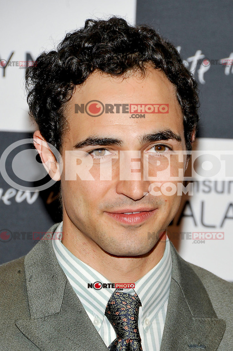 NEW YORK - AUGUST 15: Designer Zac Posen attends Samsung Galaxy Note 10.1 Launch Event at Jazz at Lincoln Center on August 15, 2012 in New York City. (Photo by MPI81/MediaPunchInc) /NortePhoto.com<br /> <br /> **CREDITO*OBLIGATORIO** *No*Venta*A*Terceros*<br /> *No*Sale*So*third* ***No*Se*Permite*Hacer*Archivo***No*Sale*So*third*