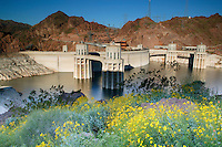 Hover Dam, Lake Mead Recreation Area, Nevada