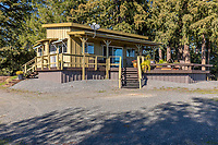 Old Cazadero Road, Guerneville CA Ground Preview