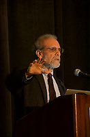 Dan Goleman at theCoaching in Leadership and Healthcare Conference by the Institute of Coaching and Harvard Medical School at the Renaissance Hotel Boston MA October 13 and 14, 2017