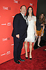 Harvey Weinstein and wife Georgina Chapman  attends The Time 100 Most Influential People in the World Gala on April 24, 2012 at Frederick P Rose Hall at Lincoln Center in New York City. .
