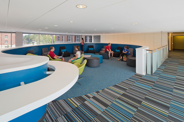 The Ohio State University South Campus Renovation   Schooley Caldwell Associates
