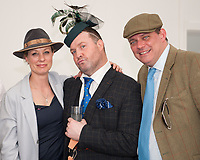 Corinthian Sports customers and guests enjoying the hospitality and racing during Ladies Day of The Festival at Cheltenham Racecourse on Wednesday 15th March 2017 (Photo by Rob Munro/Stewart Communications)