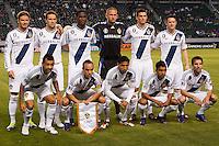 Los Angeles Galaxy vs Toronto FC March 14 2012